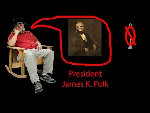 Mark Hall-Patton (f/ Pawn Stars) speaks on President James K Polk