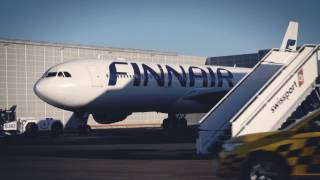 Helsinki-Vantaan uusi lentokoneiden koekäyttöpaikka | Finavia