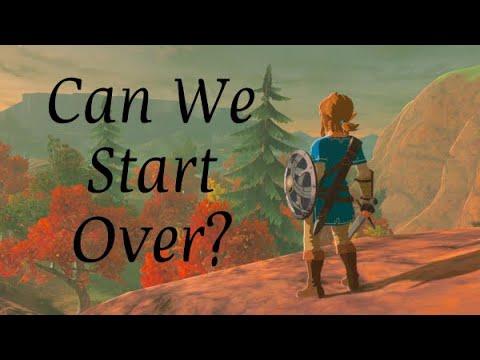 Start Over Link