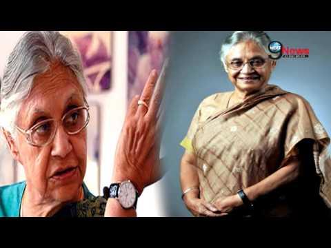 Public Face: शीला दीक्षित का राजनीतिक सफर! Political career of 'Sheila Dikshit'