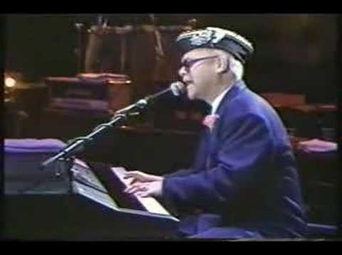 Elton John - I Guess That's Why They Call It The Blues - '88
