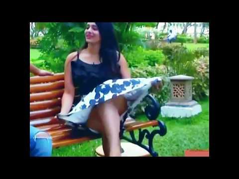 Mayanti Langer stunning hot in short skirt., surely you'll watch again. thumbnail