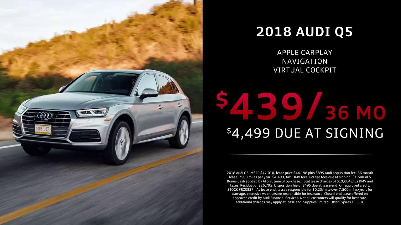 Audi Wilsonville October YouTube - Wilsonville audi