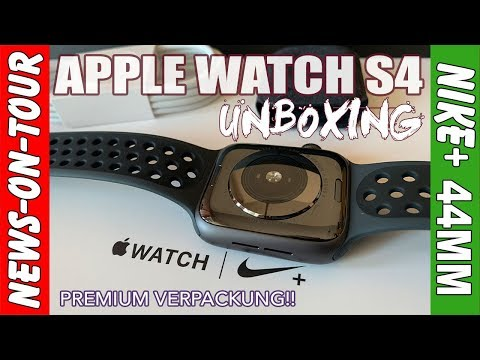 Miedo a morir insertar Conquistar  Unboxing Apple Watch Nike+ 42mm SpGr Blk Volt - Series 2 Black HD - YouTube