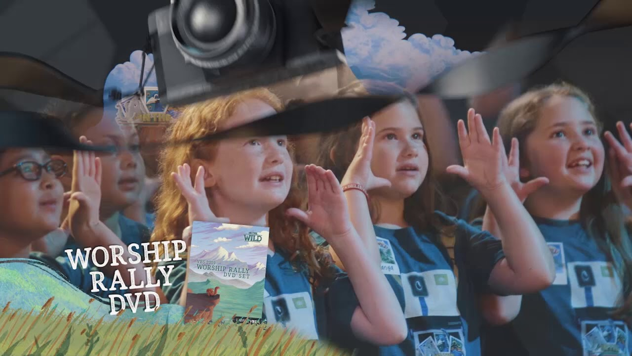 In The Wild VBS 2019 Worship Rally