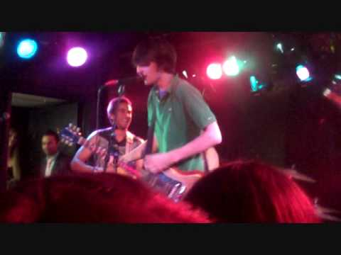 Dave Days first show - Love Story COVER LIVE @ Chain Reaction