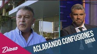 Claudio Borghi explica su conflicto con Manuel de Tezanos   Diana   Capítulo 6