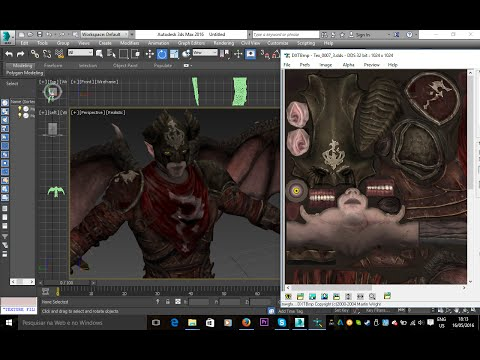 Tutorial: how to extract character models from any video game with ninjaripper (EN) #savenosgoth