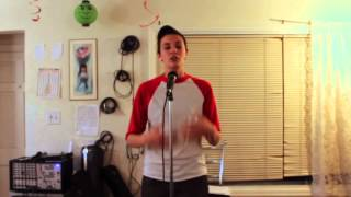 Screaming | Spoken Word Poetry | Ashley Wylde