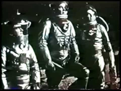 Battle Beyond The Sun 1959 Science Fiction manned mission to mars movie sci-fi film
