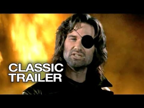 Escape from L.A. (1996) Official Trailer #1 - Kurt Russell Movie HD
