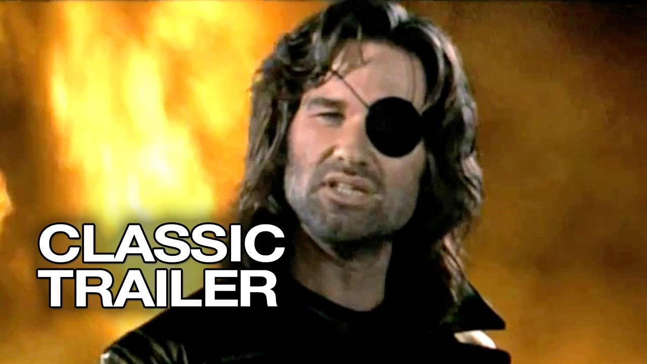 Escape from L.A. (1996) Official Trailer #1 - Kurt Russell Movie ...