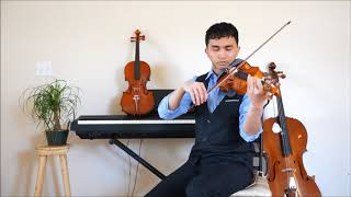 Gambar cover Canon in D (Pachelbel), Wedding Arrangement - Violin and Piano