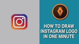 How to Draw the Instagram Logo in Illustrator| #illustratortutorials