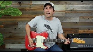 3 Iconic Guitars Sounds - Strat Telecaster and Les Paul - Guitar Demo - Which One Is Right For You