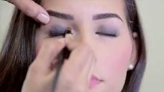 avon makeup tutorial how to do smokey eyes for beginners