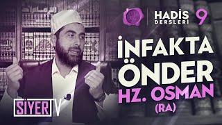 İnfakta Önder Hz. Osman (ra) | Mahmut Karakış (Hadis Dersleri 86. Ders)