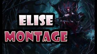 Elise Montage - Best Elise Plays - League of Legends - Montagem