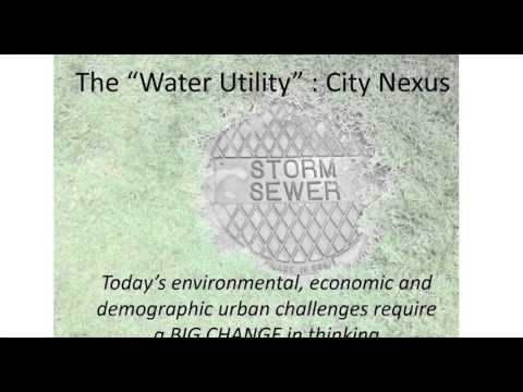 Integrated Water Management & The City Agenda
