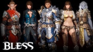 Bless Online☻Live Game play Early Access☻Entering the Woods
