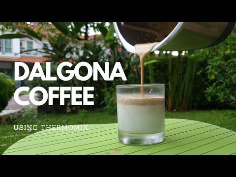 Dalgona Coffee Using Thermomix Youtube