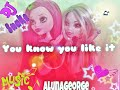 You know You like It ~ Dj Snake, AlunaGeorge (Monster High stop motion)