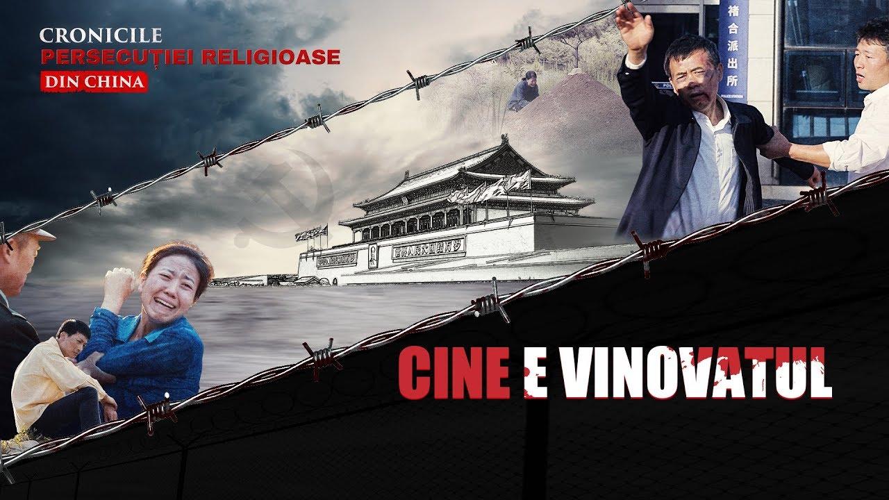 """Film crestin   Cronicele persecuției religioase din China """"Cine e vinovatul"""""""