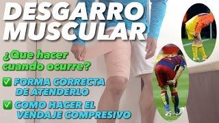 El muscular para del muslo remedio dolor