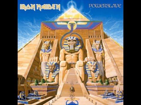 #5 Powerslave (1984) - Iron Maiden (Full Album)