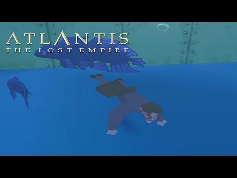 Disney's Atlantis: The Lost Empire - The Lost Games for ...