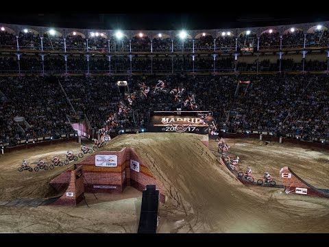 Red Bull X-Fighters Madrid 2017 Highlights