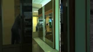 Двери купе в одной плоскости.(Компланарные двери купе. Заказ по телефону в Санкт-Петербурге +7-921-426-95-11., 2016-10-18T15:30:24.000Z)