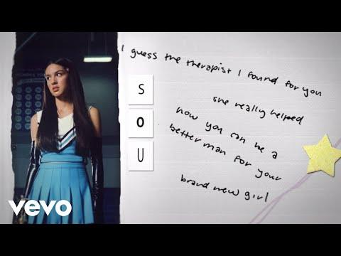 Olivia Rodrigo – good 4 u (Lyric Video)