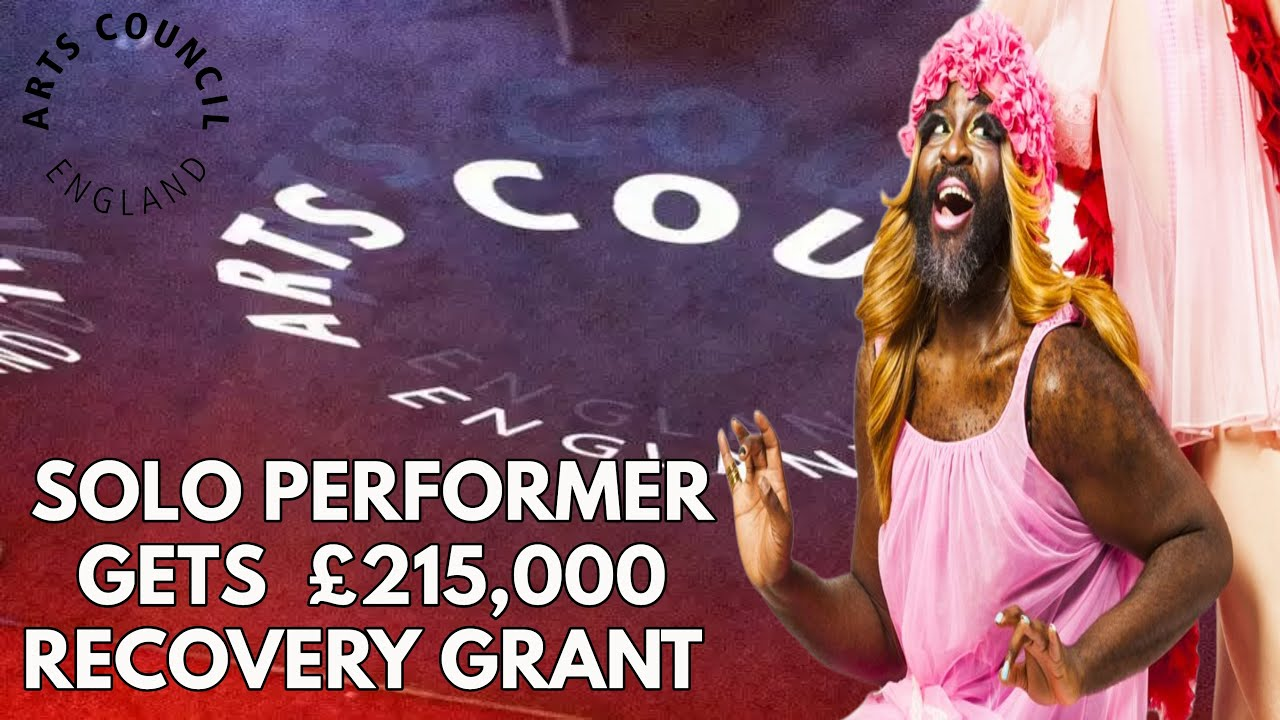 Solo Performer Given £215,000 Recovery Grant! Double His Yearly Turnover!