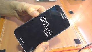 Не включается / Типовой дефект смартфона Samsung Galaxy S4 GT-I9500