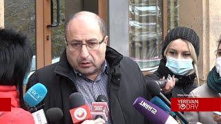 Վարչապետի սուլոցով որոշ դատավորներ հայտնվեցին վարչապետի ոտքերի կողքը. Հայկ Ալումյան