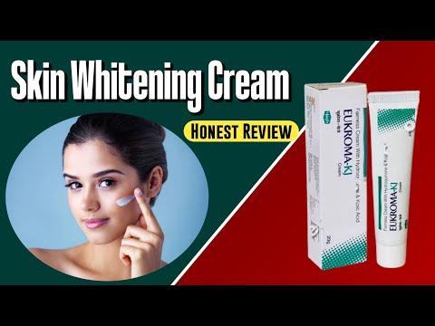 EUKROMA-KJ CREAM | SKIN WHITENING cream | गोरा होने की क्रीम | HEALTHCARE AND MEDICINES