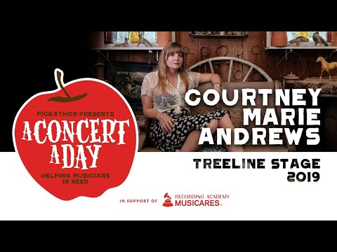 Courtney Marie Andrews | Watch A Concert A Day #WithMe #StayHome #Discover #Live #Music