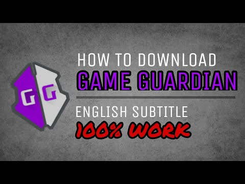 🔴 *LATEST* CARA DOWNLOAD GAME GUARDIAN | NEW VERSION 101.0 | ENGLISH SUBTITLE | EASY WAY | 100% WORK