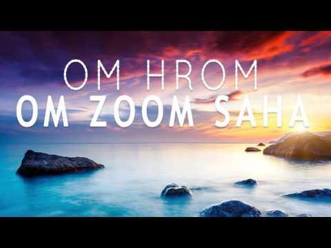 Om Hrom Zoom Saha | MahaMrityunjaya Beej Mantra Meditation