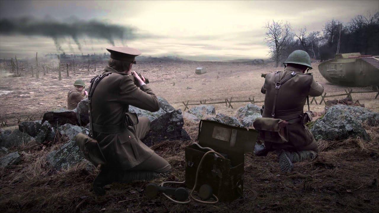 ww1 scene film battlefield 1918 movies
