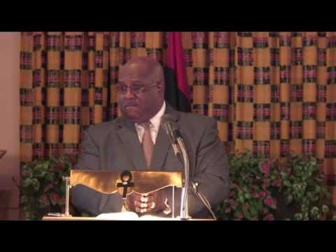 Dr. Ray Hagins- Habari Gani (What Does It Really Mean?) How Are YOU doing?