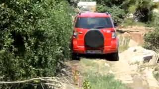 Video Daihatsu Terios ~ Attart dirt track 09 08 2009 Daihatsu Terios II
