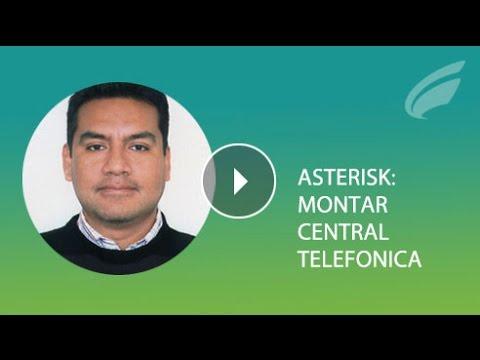 ¿Cómo montar una Central Telefónica IP basada en Asterisk?