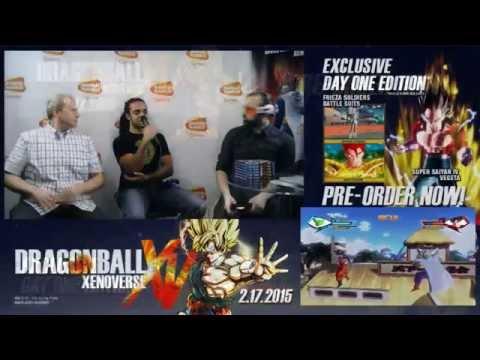 Dragon Ball XENOVERSE Livestream Recap