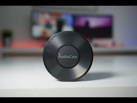 Musik mit dem Smartphone auf JEDE Musikanlage streamen per WLAN, Audiocast Review - Venix [4K]