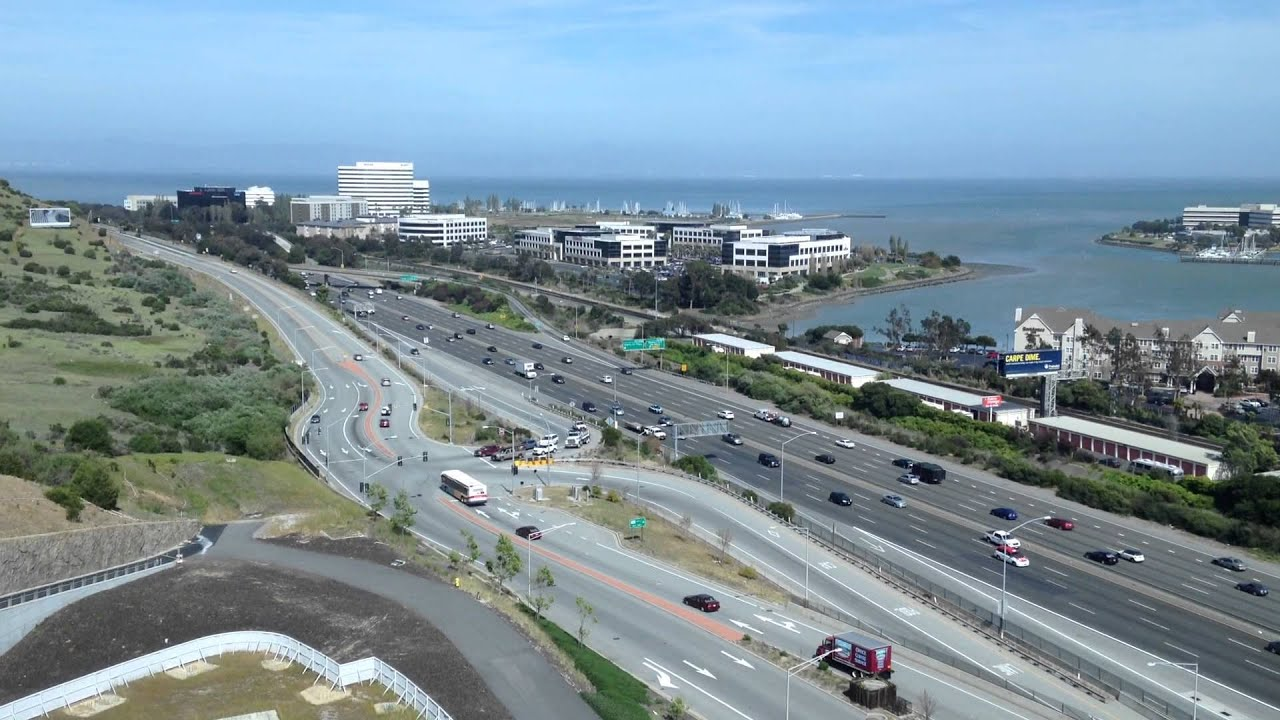 View from 11th Floor of SuccessFactors' building, South San ...