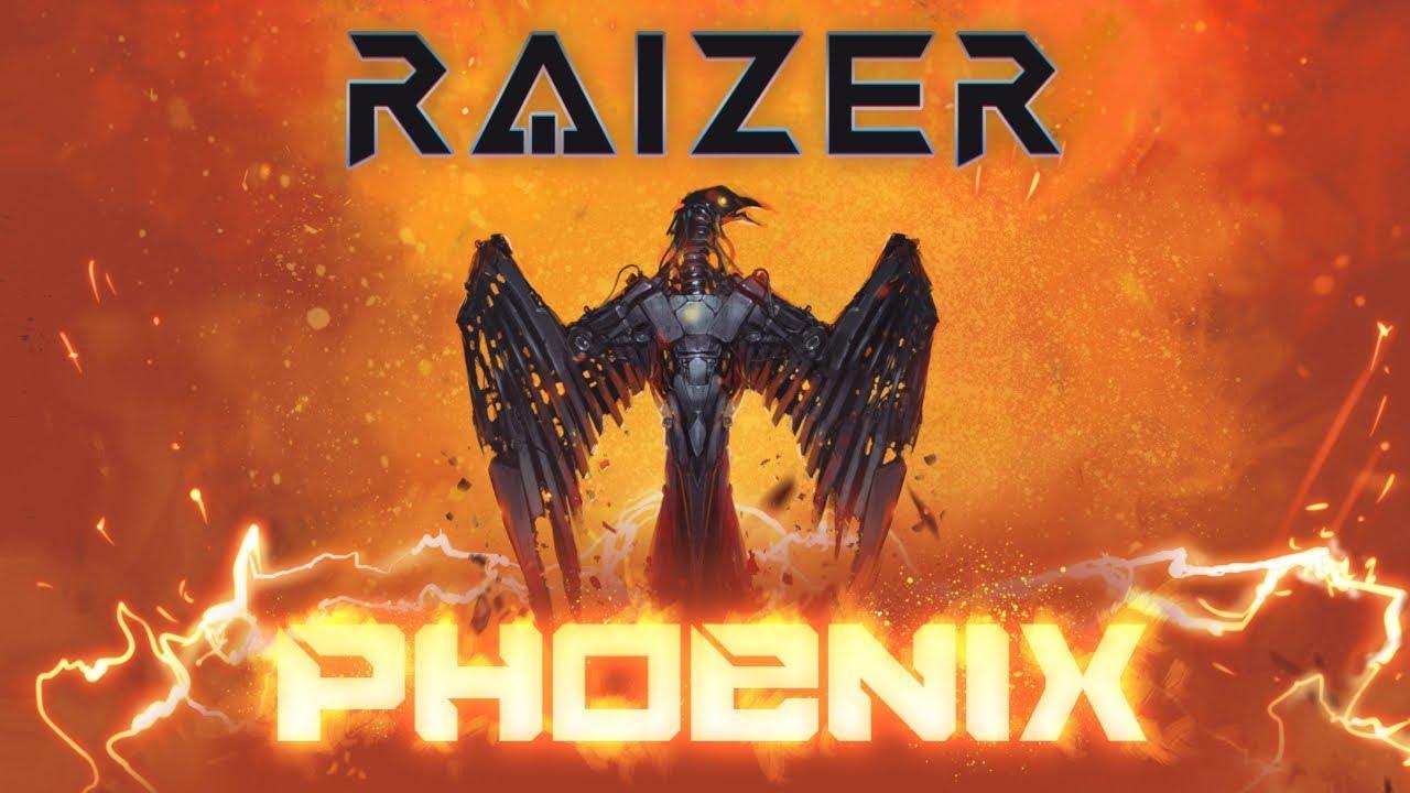 Raizer - Phoenix (Official Lyric Video)