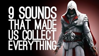 9 Game Sounds That Made You Collect ALL THE THINGS