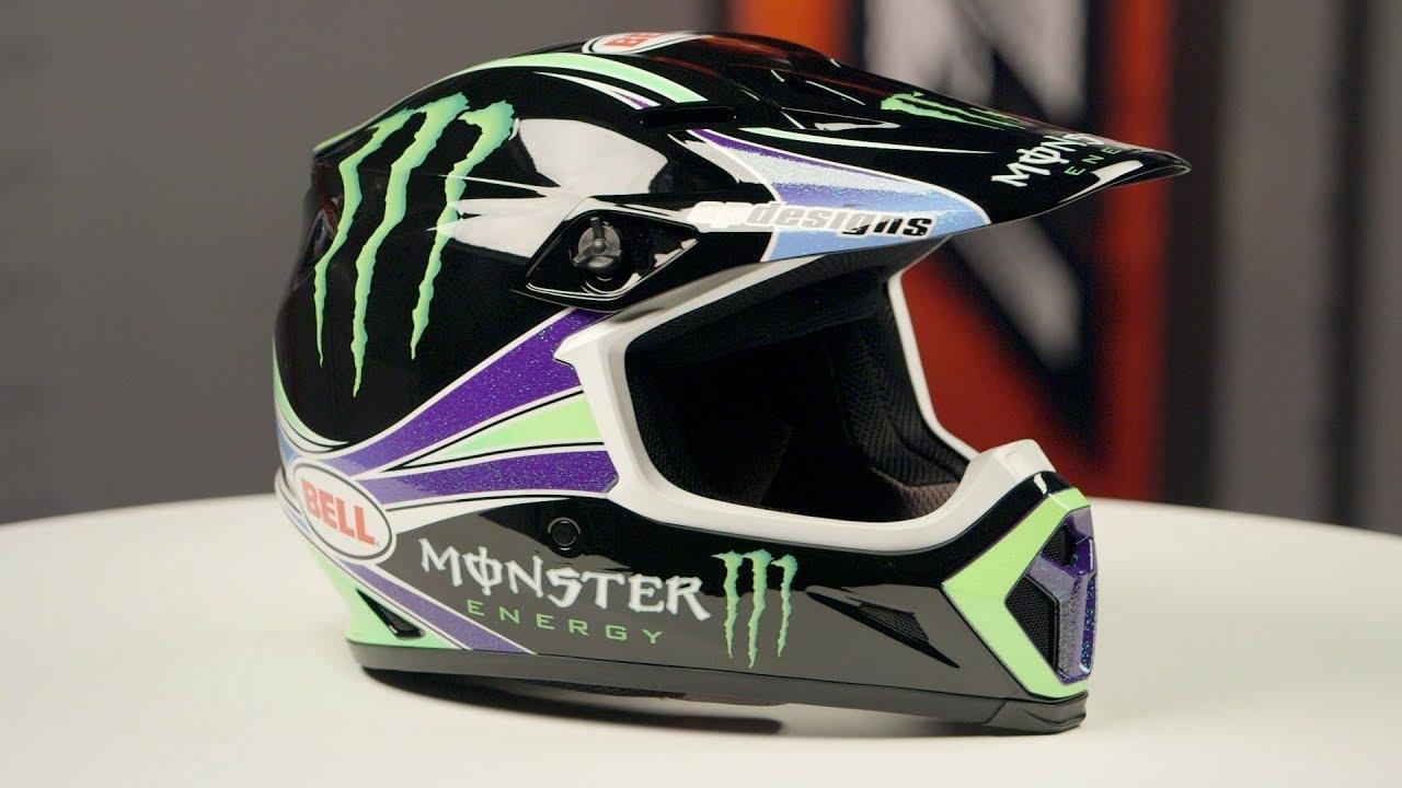 Bell Motorcycle Helmet >> Bell MX-9 MIPS Pro Circuit Replica 18 Helmet Review at ...